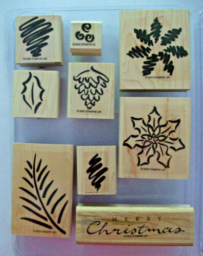 Stampin Up Retired Sets Your Choice New//Gently Used Will List More Check Back