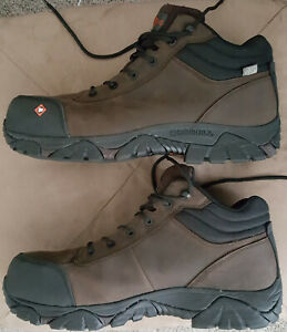 941b632e5b9 Details about Merrell Mens Moab Rover Mid Waterproof Comp Toe Work Boot  Wide Width Size 13