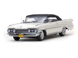 1959-Oldsmobile-98-WHITE-1-18-SunStar-5233