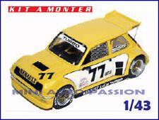Kit JPS Prépeint - Renault 5 Turbo Imsa - 1982  - ref.: KP381
