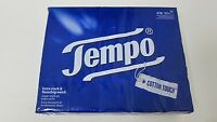 Tempo Original Unscented Tissues From Germany -30 Packs-