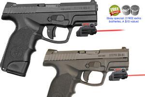 Details about ArmaLaser GTO RED LASER Sight for Steyr Guns w/Rails: Steyr  L-A1 M-A1 C-A1 S-A1