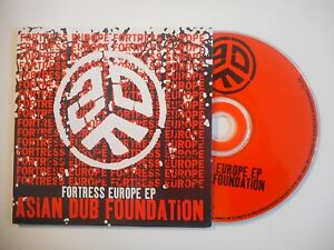 ASIAN-DUB-FOUNDATION-FORTRESS-EUROPE-EP-CD-SINGLE-PORT-GRATUIT
