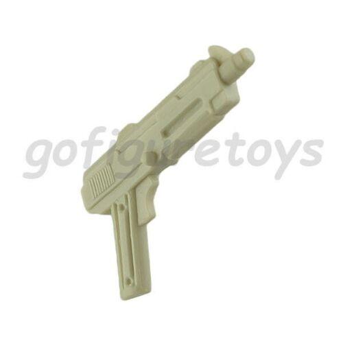 GI Joe Battle Gear Accessory Pack #4 Cobra Soldier The Enemy RIFLE gun Vtg 1986