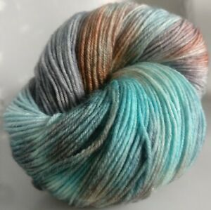 205g-OF-4-PLY-HAND-DYED-100-POLWARTH-KNITTING-WOOL-CW-JOANNA-2-SKEINS