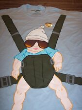 THE HANGOVER Movie BABY T-Shirt 2XL XXL NEW w/ TAG
