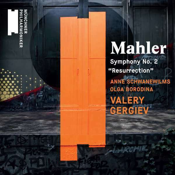Valery Gergiev - Mahler Symphony No. 2, ? Resurr Neuf CD