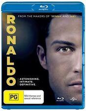 RONALDO (2015) Cristiano : NEW Blu-Ray