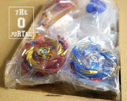 ThePortal0 TAKARA TOMY Beyblade BURST SuperKing B-174 Limit Break DX Set