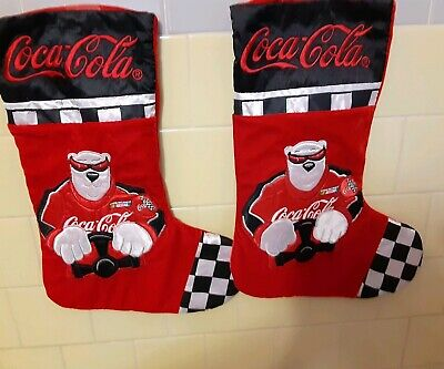 Coca-Cola stockings