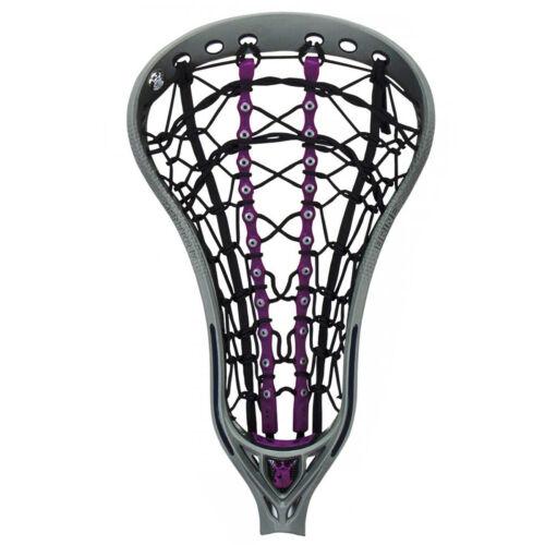 Lists @ $140 Brine Mantra 4 Strung Women/'s Lacrosse Head NEW Various Colors