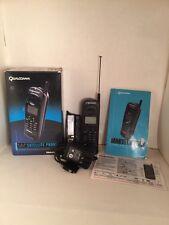 Qualcomm GSP 1600 Satellite Phone New.