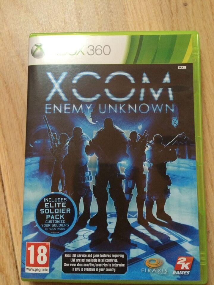 Forskellige spil til Xbox 360, Xbox 360, action