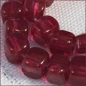 3 Angels Cranberry Ice Beads