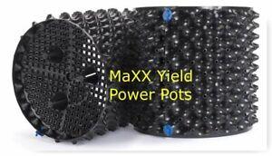 MaXX Yield Power Pot 5 Gal Equivalent Air Root Pruning Flower Pot