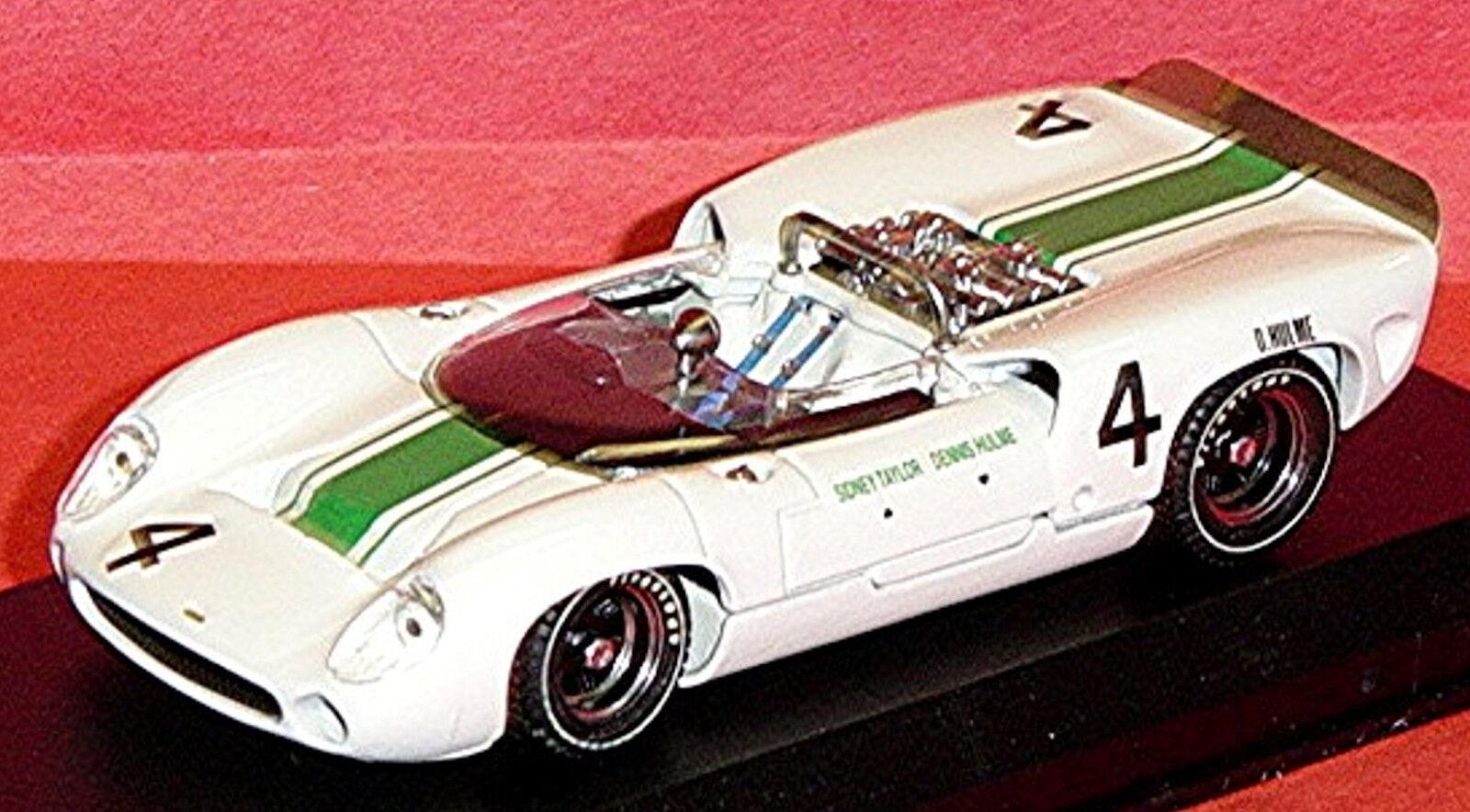 Lola T70 SPYDER OULTON PARK 1965  4 D. HULME 1 43 Best