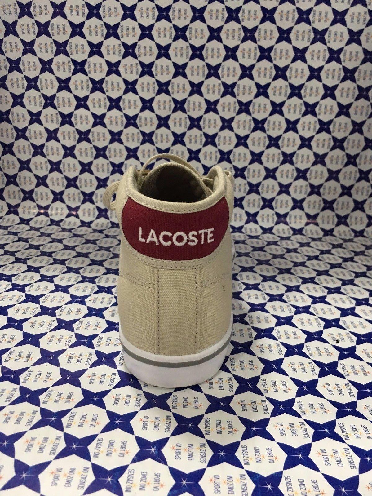 Scarpe casual da uomo  Scarpe LACOSTE Sneakers Uomo Sneakers LACOSTE Ampthill TBR - Sabbia - SPM0008 704151