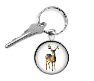 Deer-Keyring-Gifts-for-Him-Gifts-for-Her-Key-Chain