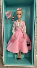 SODA SHOP BARBIE DOLL WILLOWS WI BFC EXCLUSIVE 2016 GOLD LABEL DGX89 MINT NRFB