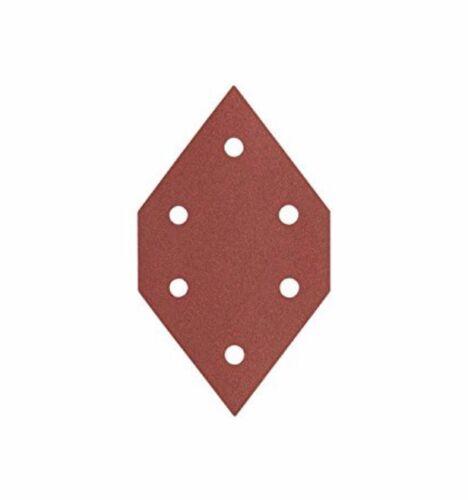 PORTER CABLE 767601505 HOOK /& LOOP SANDING SHEETS NN1224*B 150 GRIT PK5