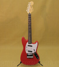 030-2200-540 Squier Vintage Modified Mustang Fiesta Red 6-String Electric Guitar