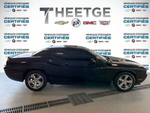 2012 Dodge Challenger DODGE CHALLENGER