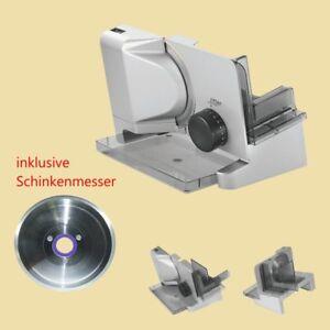 Ritter-E16-Duo-Plus-Allesschneider-Brotschneidemaschine-Schinkenmesser