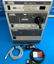 Storz Image 1 Hub System With Usb On Front 222010202013312012020552022220055