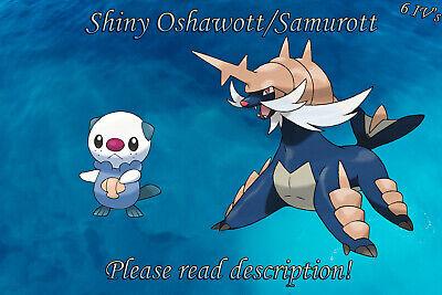 Oshawott Shiny