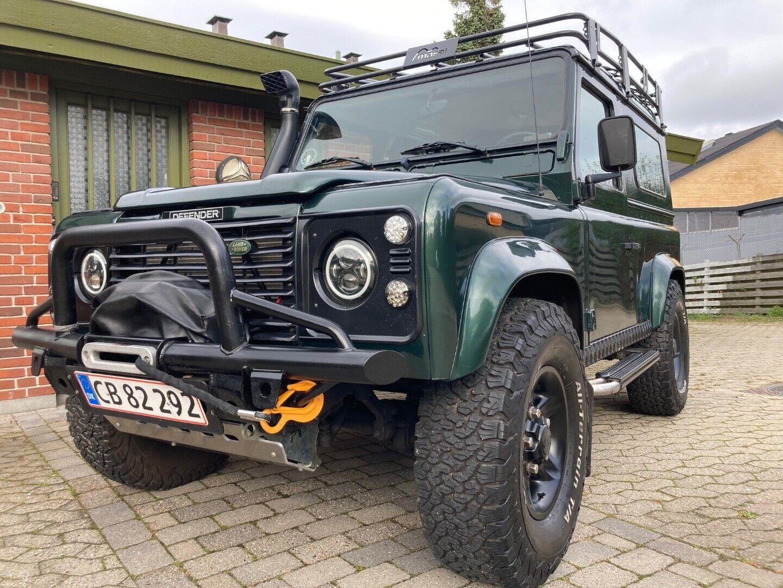 Land Rover Defender 90 2,5 TD5 3d - 299.900 kr.
