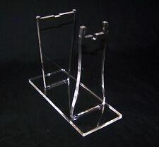 generic acrylic display stand for Diamond Select Star Trek Klingon Bird of Prey