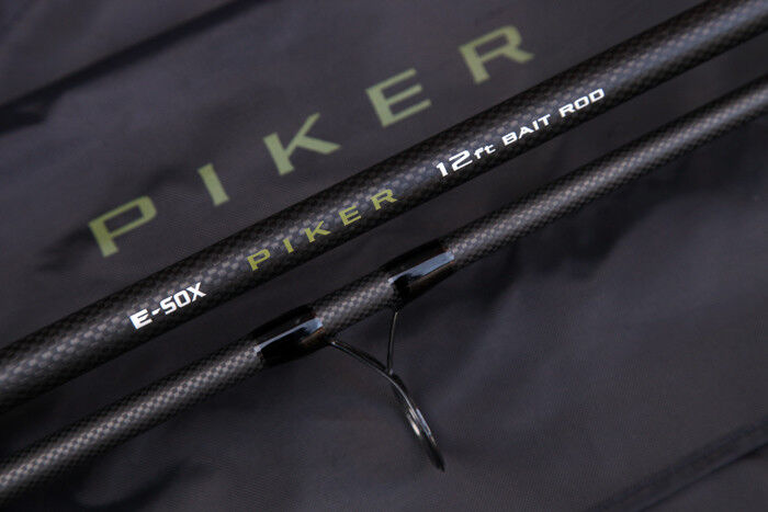 Drennan ESOX Piker Bait Rod 12ft 3lb NEW Protator Protator Protator Fishing Deadbait Rod 392f75