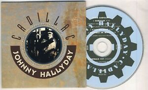 JOHNNY-HALLYDAY-CD-prix-mini-CADILLAC-VERSION-MAXI-45-TOURS