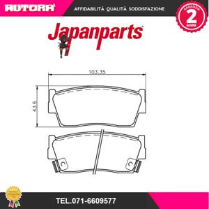 PA806AF-Kit-pastiglie-freno-a-disco-ant-Suzuki-Vitara-ET-TA-MARCA-JAPANPARTS