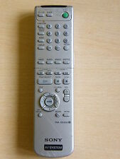 Genuine Original Sony AV System Audio TV DVD Remote Control RM-SS300