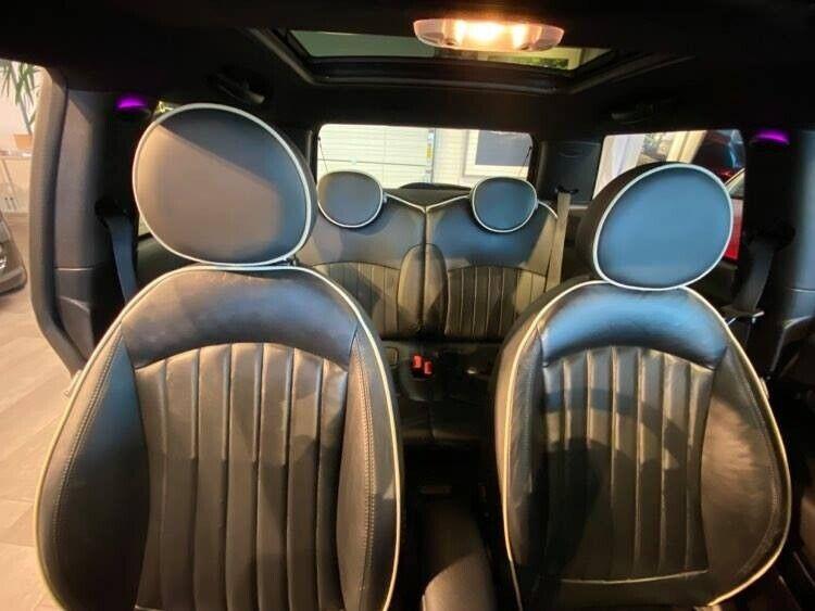 Mini Cooper S 1,6 184 aut.