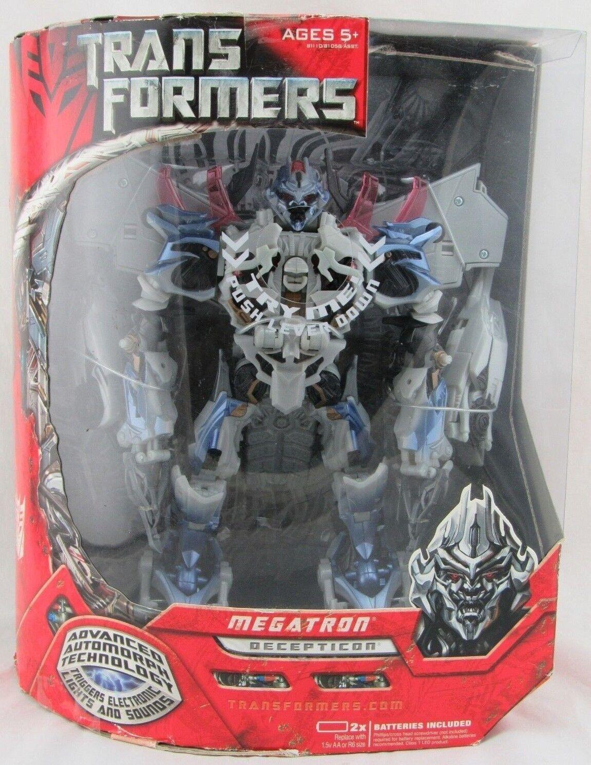 Transformers Leader Class Megatron Decepticon, 2007 Hasbro