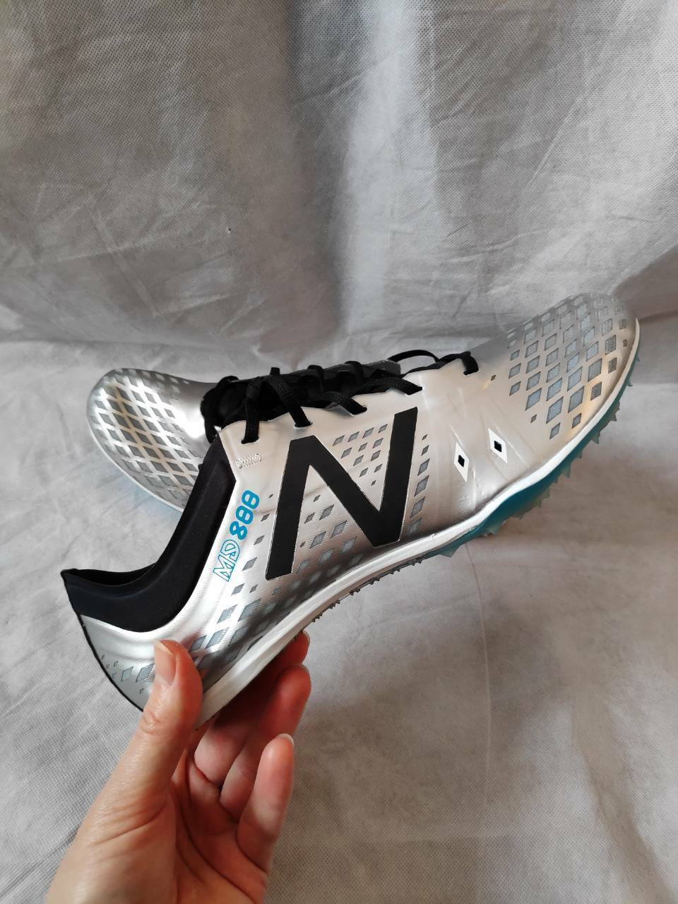 New Balance MD800v5 Men's mid distance track spikes NEW sizes send worldwide