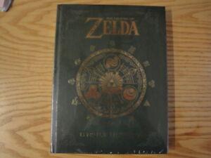 Details Sur Hyrule Historia Zelda Collector Guide Du Livre Afficher Le Titre D Origine