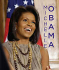 Michelle Obama by Sarah Parvis (Hardback, 2009)