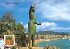 BT7123 Costa Brava lloret de mar monumento a la mujer marinera    Spain