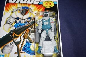 GI-JOE-25TH-3-3-4-034-HASBRO-ACTION-FIGURE-SNOW-SERPENT-COBRA-POLAR-ASSAULT-2008