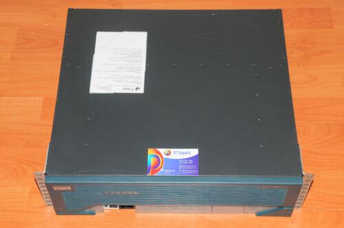Rack Kit Cisco 3845 Router,Single AC PSU 256F//512D 6MthWtyTaxInv