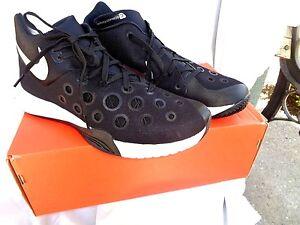 para hombre Nike Negro 812976 3 Sz caja Nuevo 13 Zapatillas en Tb Hyperquickness Zoom Cx1qA6wB