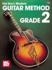 Modern Guitar Method : Grade 2 by Mel, Publications, Inc. Staff Bay (1949, Paperback)