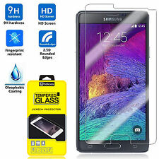 Anti-Scratch Premium Tempered Glass Screen Protector For Samsung Galaxy Note 4