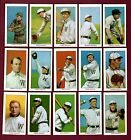 1909-11 White Border WASHINGTON SENATORS Team T206 CCC REPRINT tobacco card set