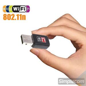 Mini-USB-802-11b-g-n-WiFi-N-Wireless-Adapter-Dongle-Network-LAN-Card-150Mbps