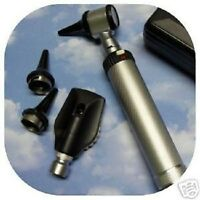 Led Otoscope Ophthalmoscope Doctor Diagnostic Set Uses Welch Allyn Oto Specs