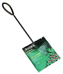 Hagen-Marina-Easy-Catch-COARSE-MESH-BLACK-Fish-Net-Aquarium-9-Size-Choices